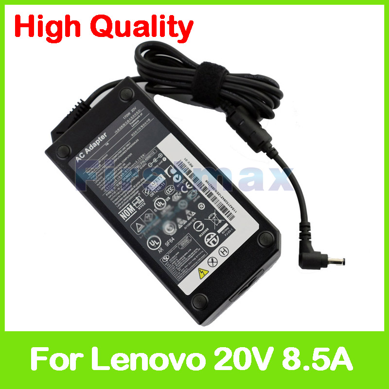 20V 8.5A 170W laptop ac adapter charger for Lenovo IdeaPad Y410P Y500 Y500N Y510P Y560 0A36227 45N0113 the new greece for lenovo y500 y510p y500n black with red backlit keyboard