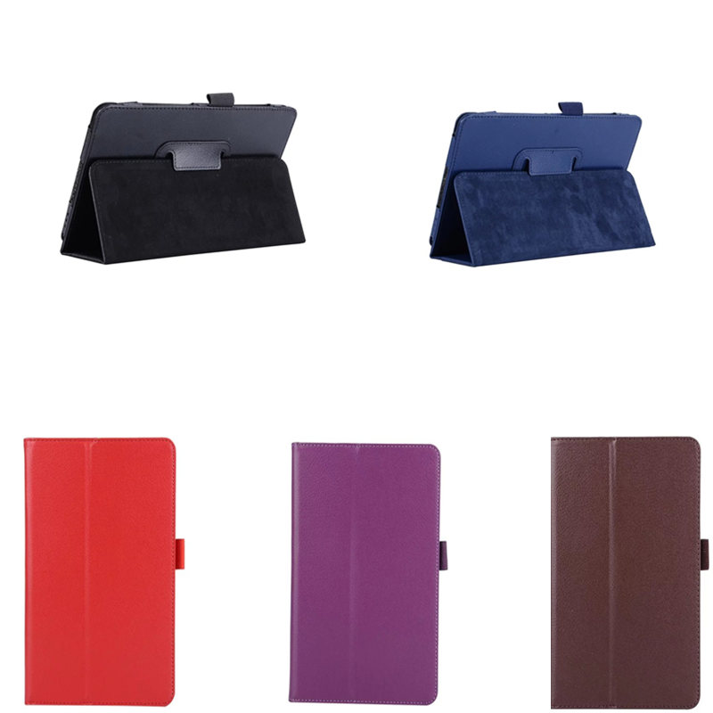 Tab A 8.0 inch T350 T355C PU leather Book Case Folding Flip Case For Samsung Galaxy Tab A 8.0 inch SM-P355 P355C T355 P350