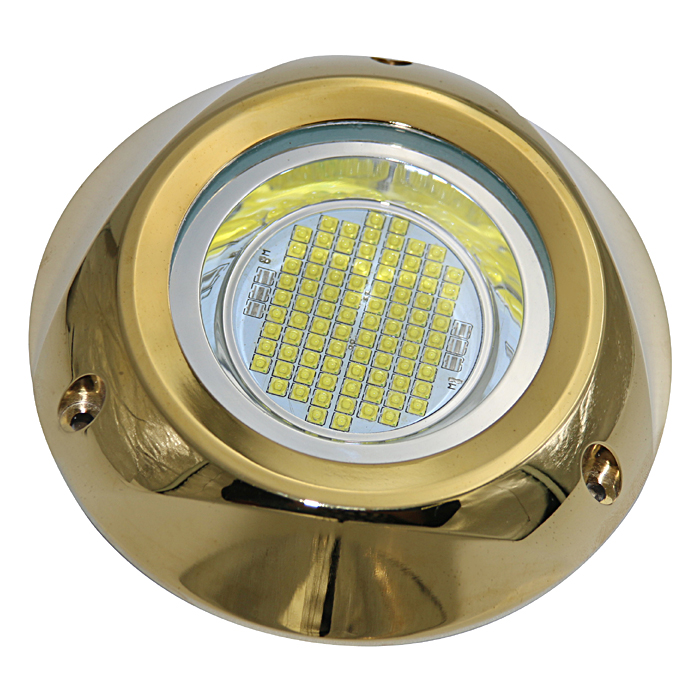 DC12V/24V 300w high power Bronze boat marine underwater led light sea water light led dock pond yacht light TP-UD145-300W