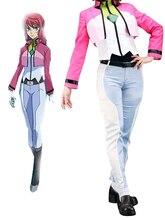 Envío Libre Gracia Celestial Being Feldt Gundam00 Uniforme de Cosplay del Anime