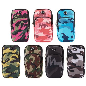 Universal Sports Running Armband phone bag case cover for 5.5inch iphone 6 7 8 plus outdoor sport mobile phone holder for xiaomi armband for iphone 6