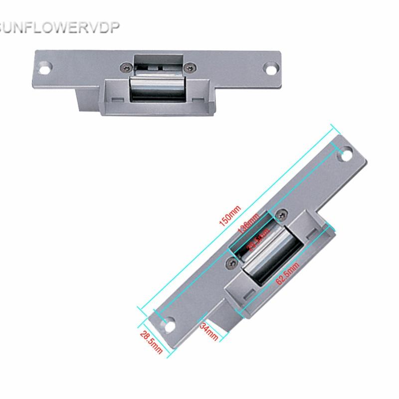 "Купить с кэшбэком 6 Apartments Rfid Interphone Video Intercom With Lock Door Phone 4.3"" Color Monitors CCD Door bell With Camera Intercom For Home"