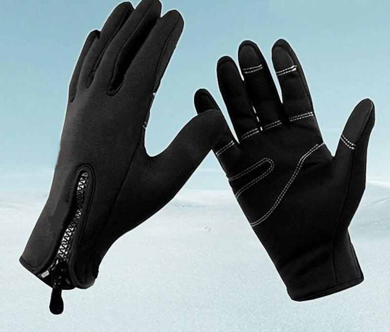 Hot sales Outdoor Sports Windproof Hiking Skiing Gloves for men women