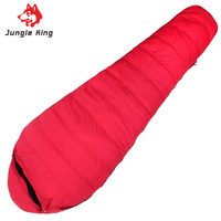 Portable Camping Sleeping Bag Waterproof Breathable Warm Feather Sleeping Bag Durable For Outdoor Camping Travel CY2010A