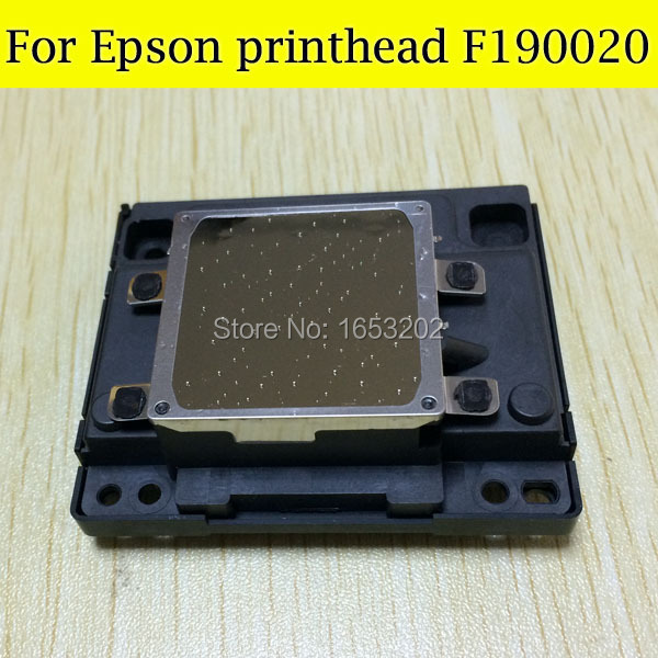 4 Color Original Print Head For Epson F190020 Printhead For Epson ME80W ME85 ME700FW ME940 T40 T42 WF610 Nozzle f190010 printhead printer print head for epson tx600 tx610 tx620 wf545 wf645 wf600 wf610 wf620 wf630 wf635 wf645 wf840 wf845