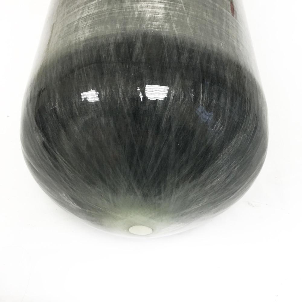 AC3120 Nieuw groter formaat Airsoft PCP Refile HPA Paintball Tank - Het schieten - Foto 4