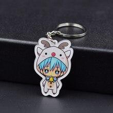 Kuroko's Basketball Keychain 14 Styles Kuroko Kagami Key Chains Pendant Hot Sale Custom made Anime Key Ring FQ1