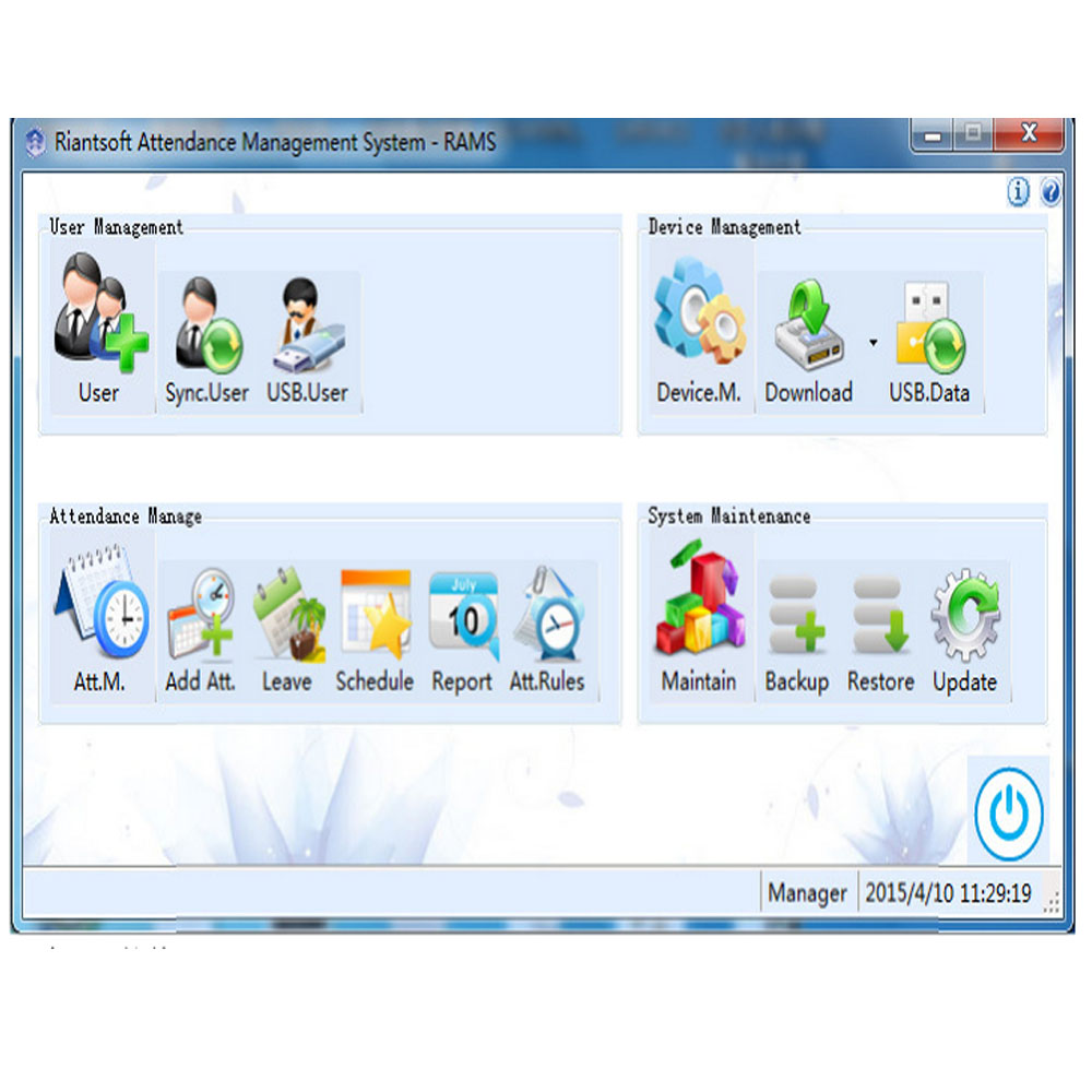 free download time attendance software full version