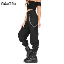 Popular Goods 2018 Ladies Trousers Casual Loose Streetwear Pants Cotton Cloths Outdoor Sports Maternidad Pantalones Plus Size