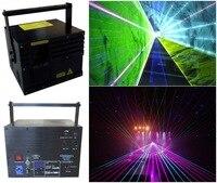 Кейс + лазерного Китай дискотека 3000 МВт дешевые 3 Вт RGB свет этапа для внутреннего освещения Disco вечерние DJ Club крючок шоу концерт проектор