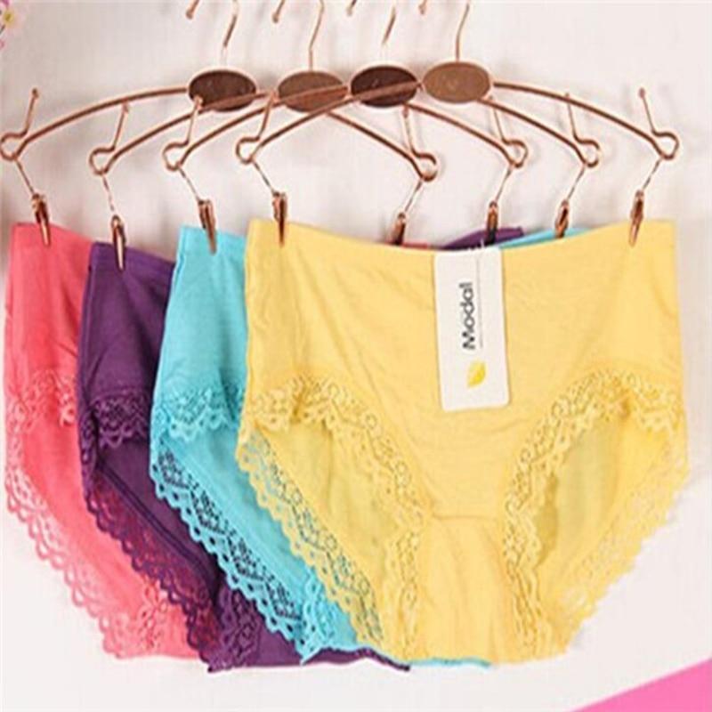 2019 NEW 4Pcs/Lot Cute Girl Panties Underwear  Briefs Cotton Lingerie Soft Comfortable Panty TWY-017-4P
