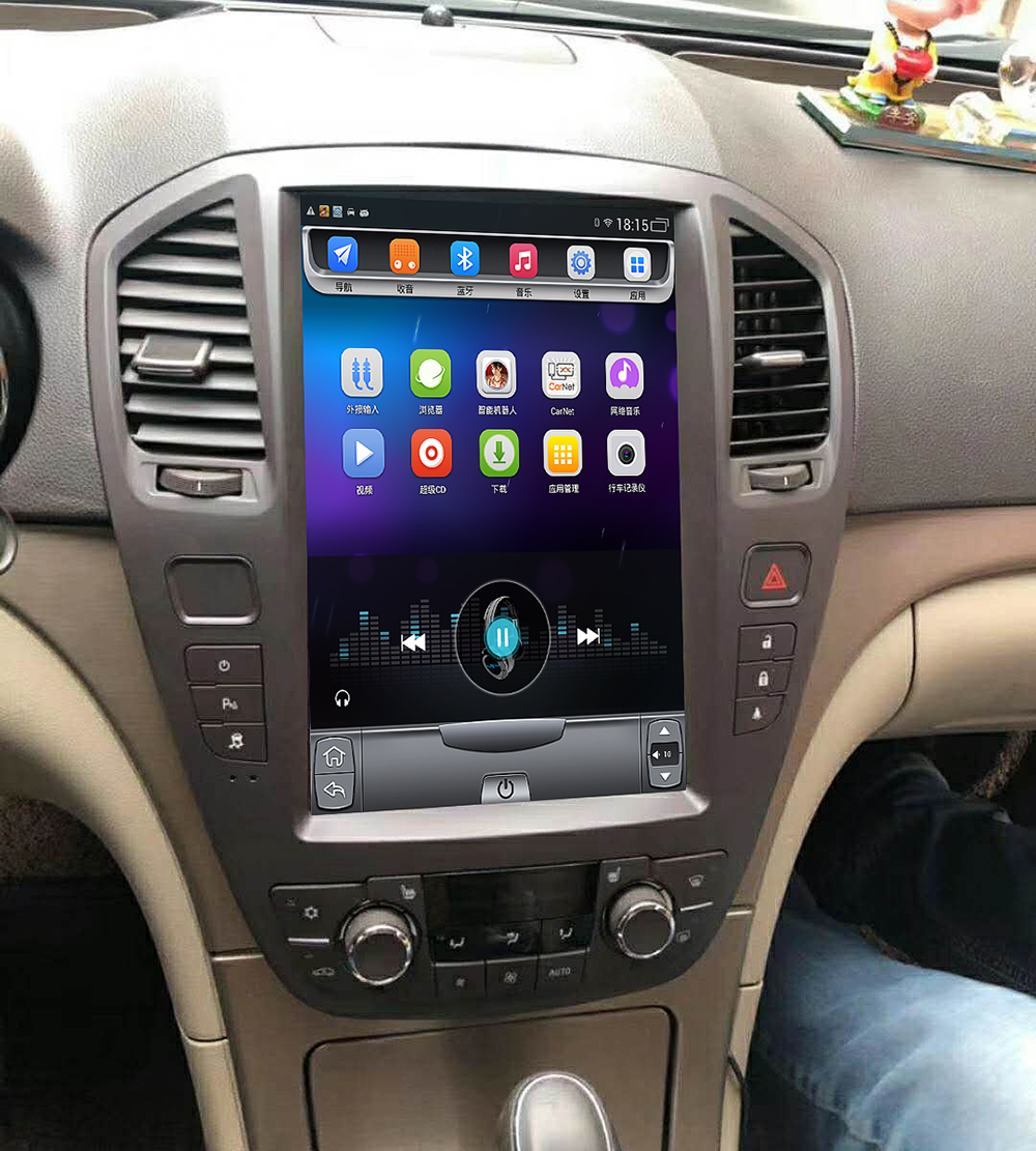 US $264 88 14% OFF 32G ROM Vertical screen android car gps multimedia video  radio player in dash for opel insignia car navigaton stereo-in Car