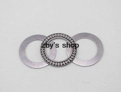 10pcs 25 x 42 x 2mm AXK2542 Thrust Needle Roller Bearing With Two Washers Each axk100135 2as thrust needle roller bearing with two as100135 washers 100 135 6mm 1 pcs axk1120 889120 ntb100135 bearings