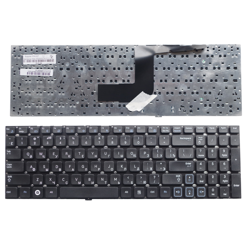 RU Black New Russian Laptop Keyboard FOR Samsung RV515 RV511 E3511 RV509 RV520 S3511 RC530 RC510 RC520 RV518 RC512 100 pcs free shipping new dc jack for samsung rv500 rv511 rv509 rv515 rv520 rv720 rv530 rv515 rv420 dc power jack port socket