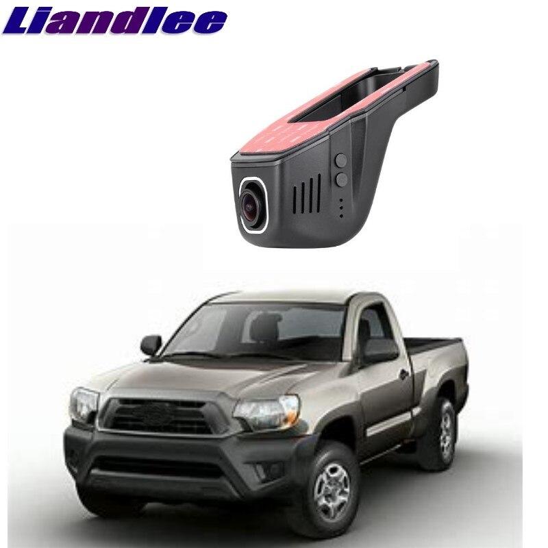 Liandlee For Toyota Tacoma 2005~2018 Car Road Record WiFi DVR Dash Camera Driving Video Recorder
