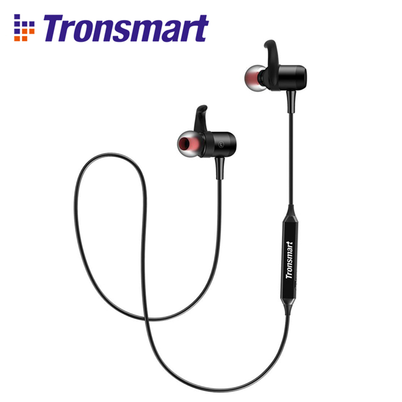 цены Original Tronsmart Encore S1 Bluetooth Headset HiFi High Fidelity Apt-x Wireless Headset For Mobile Gaming Headphones for Game