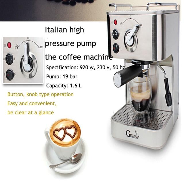 1pc 19 Bar Espresso Machine Most Por Semi Automatic Coffee Pressure