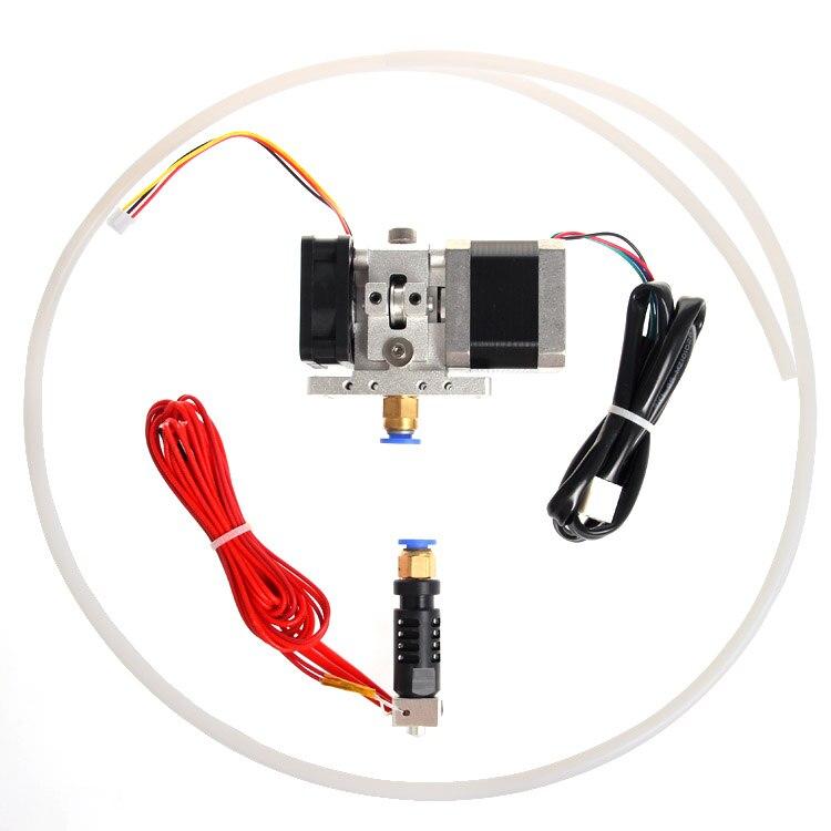 Geeetech GT7L assemblé extrudeuse Bowden j-head pour Reprap Kossel Delta Rostock imprimante 3D