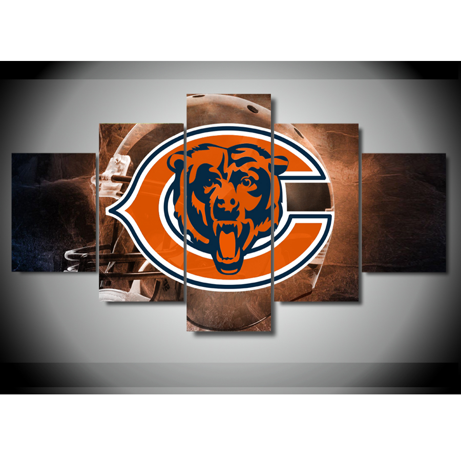 Chicago Bears Wall Art online get cheap printing chicago -aliexpress | alibaba group