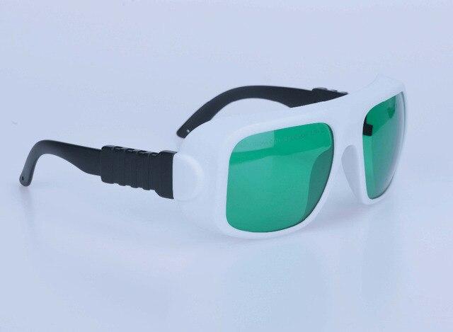 635nm, 808nm, 980nm лазерный защитные очки используется в красный и диодный лазер защита лазерная защитные очки Ce сертифицированный