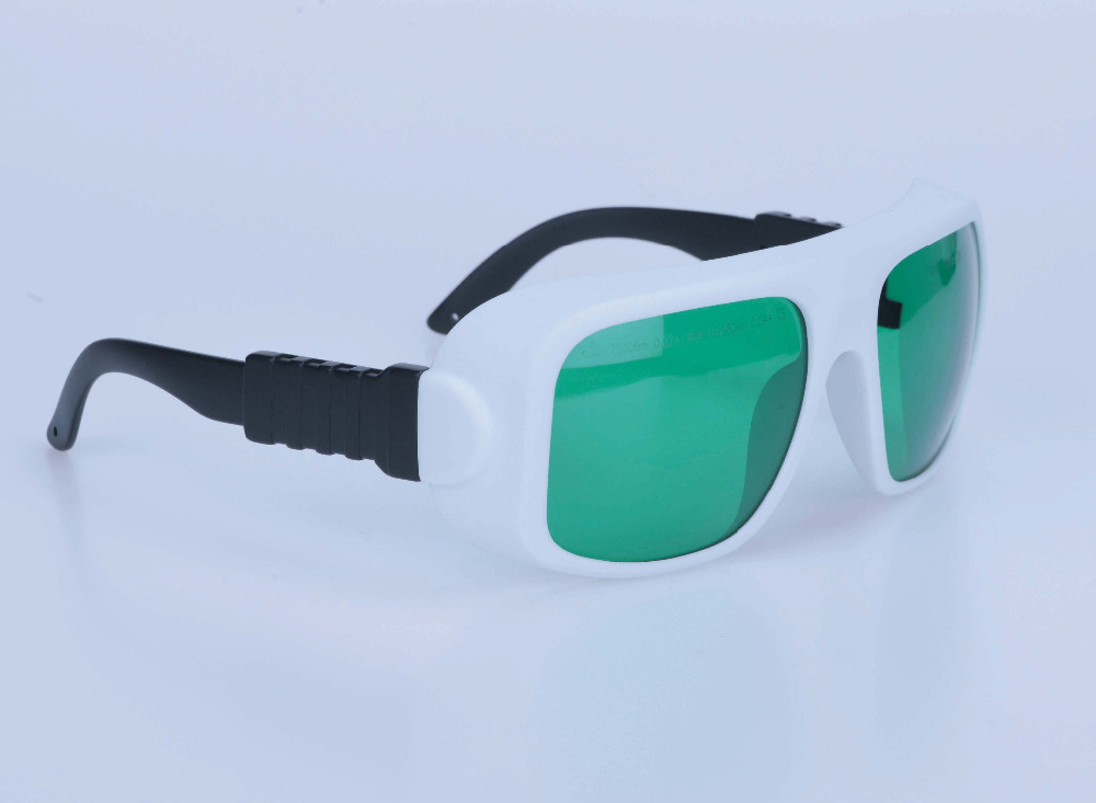 635nm, 808nm ,980nm Laser Protective Goggles Used in Red and Diode Laser Protection Laser Safety Glasses Ce Certified