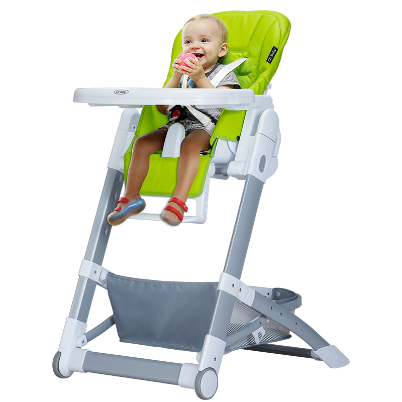 Chbaby Baby Highchairs Multifunctional Portable Folding Chair For The Baby To Eat Dinner Tables And Chairs pouch multifunctional highchairs portable foldable infant seat chair baby to eat