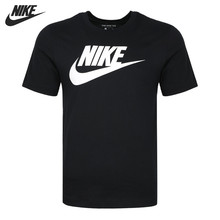 Original New Arrival 2019 NIKE AS M NSW TEE ICON FUTURA Men's T-shirts Short Sle