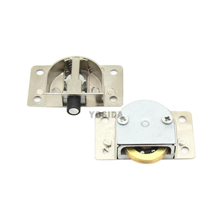 338 alloy sliding door pulley wheel sliding doors wardrobe furniture cabinet wheel