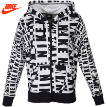 Original Nike women's spring sports Printing jacket Knitting sportsware