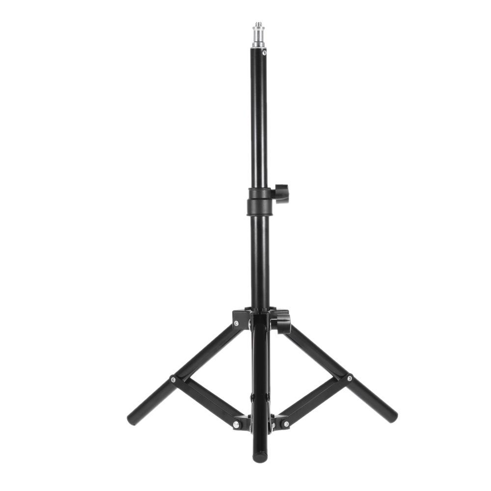 """Prix pour Andoer photographie photo studio 50 cm/20 pouce en alliage d'aluminium mini lumière support de table rétro-éclairage stand 1/4 """"vis/tête Plate"""