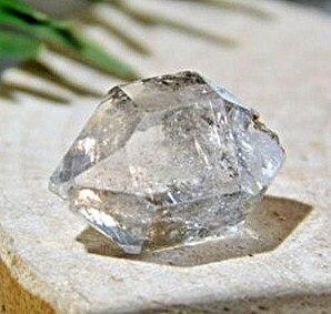 Véritable cristal de Quartz diamant Herkimer clair à l'eau-Herkimer NY vente de spécimens minéraux!