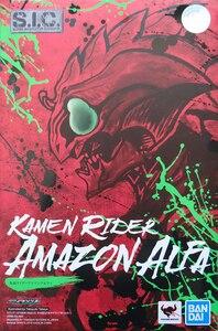 Image 5 - 100% Original BANDAI LINH HỒN MA QUỶ Tamashii Nations Quốc Gia SIC/SIÊU GIÀU TRÍ TƯỞNG TƯỢNG CHOGOKIN Hành Động Hình Kamen Rider Alpha