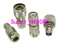 4 pçs/set N a TNC 4 Tipo conector do adaptador RF