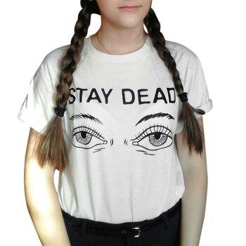 Camiseta de manga corta estilo veraniego U2 Rock para mujer, de manga corta Camiseta de algodón con cuello redondo, tops y camisetas informales de algodón para mujer