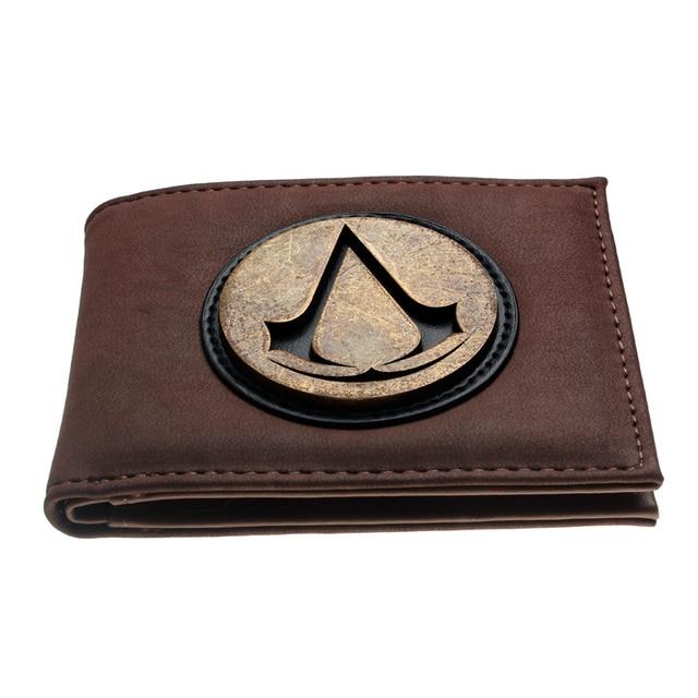 Кошелек Кредо убийцы Assassins Creed модель №6 2