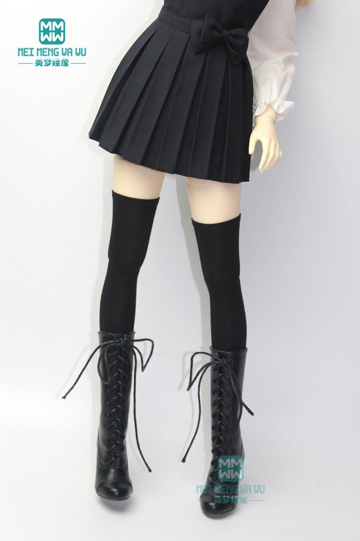 BJD Accessories Fashion Black Stockings For 27-60cm 1/3 1/4 /1/6 BJD DD SD Doll Clothes