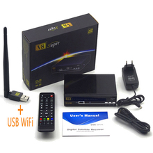 Freesat V8 Super DVB-S2 Satellite TV Receiver Full 1080P With USB WIFI Support Youtube Youporn CCCAM NEW CAM Powervu Biss