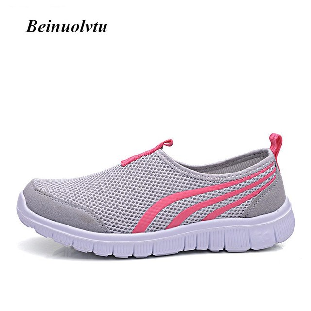 2017 New Spring Summer Comfortable Kids sport shoes Children Sneakers 26-37 Mesh Breathable Sport shoes