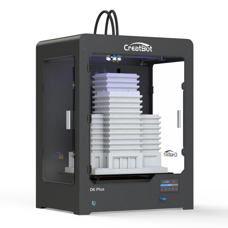 Νέος εκτυπωτής Creatbot DE plus 01 3d μεγάλο - Ηλεκτρονικά γραφείου - Φωτογραφία 2