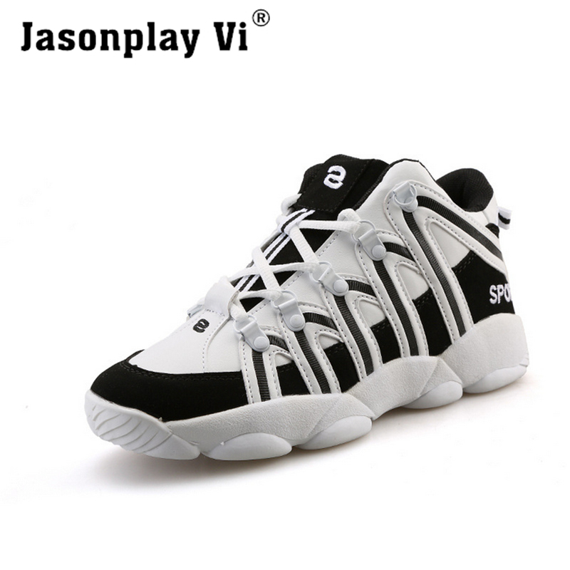ФОТО Jasonplay Vi & 2017 Men Casual Shoes High Top Solid Color Fashion Breathable Human Race Superstar Height Increased Men Shoes X38