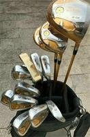 Playwell 2017 OEM Honma IS 05 four star man golf full package set lady golf club set full set