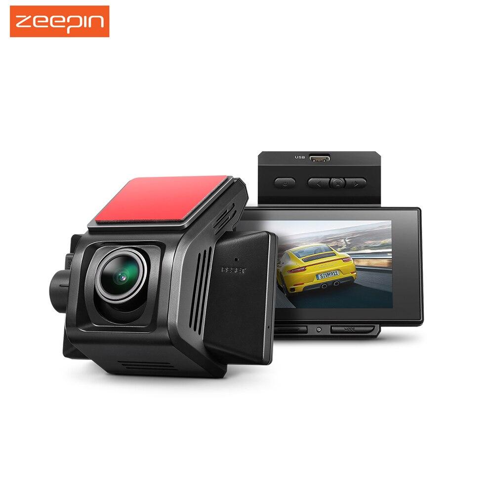 Zeepin hidden car camera dvr mini video camera recorder 1080p wdr g sensor infrared night