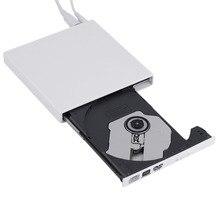 Dvd-ram +-rw писатель привод горелки cd продвижение dvd внешний пк usb