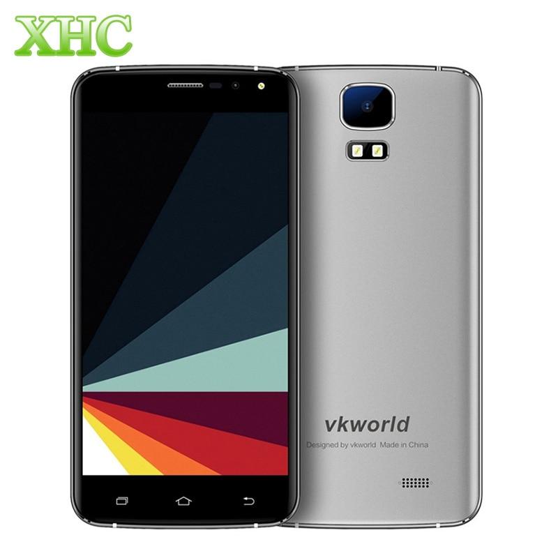Original VKworld S3 5.5 inch Android 7.0 Samrtphone MTK6580A Quad Core 2800mAh 1GB 8GB WCDMA 3G OTA GPS Dual SIM Mobile Phone