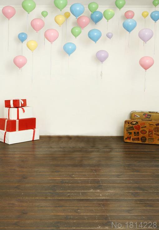 3x5ft Customize Background Kids Portrait Gi Suitcase