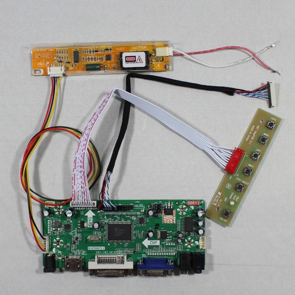 HDMI VGA DVI Audio lcd Controller board for 12.1inch LTM12C328T 1024x768 lcd материнская плата asus h81m r c si h81 socket 1150 2xddr3 2xsata3 1xpci e16x 2xusb3 0 d sub dvi vga glan matx