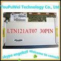 Free Shipping 12.1 inch lcd matrix LTN121AT07 L02 L01 LP121WX3 TLC1 N121IB-L05 for lenovo laptop replacement screen panel 30pin