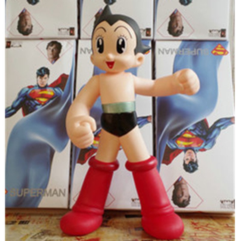 Toy Figure-Toy Astroboy Anime Cartoon Collectible-Model 40CM PVC B301 Personality