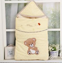 2017 summer Baby sleeping bags envelope for baby cocoon wrap sleepsacks saco de dormir para bebe