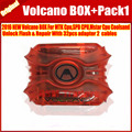 The Newest Original Volcano Box For Coolsand Unlock Flash & Repair With 32pcs adapter 2 cables  +PACK1